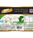 Fish Balls with Scallion