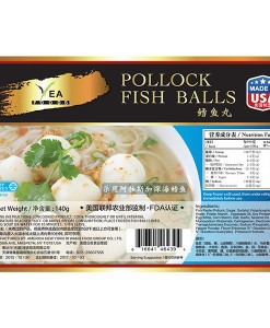 Pollock Fish Balls